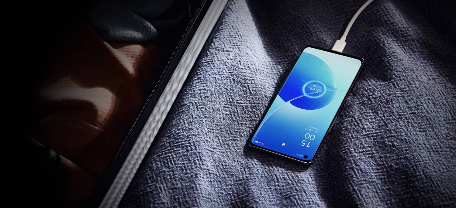 OPPO Reno6 Pro Gets a Full Battery Charge within 35 Minutes - What's The Secret?