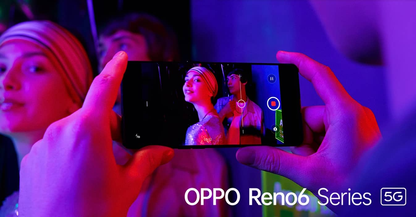 Eight Ways To Shoot Portraits Like A Pro With The OPPO Reno6 Series