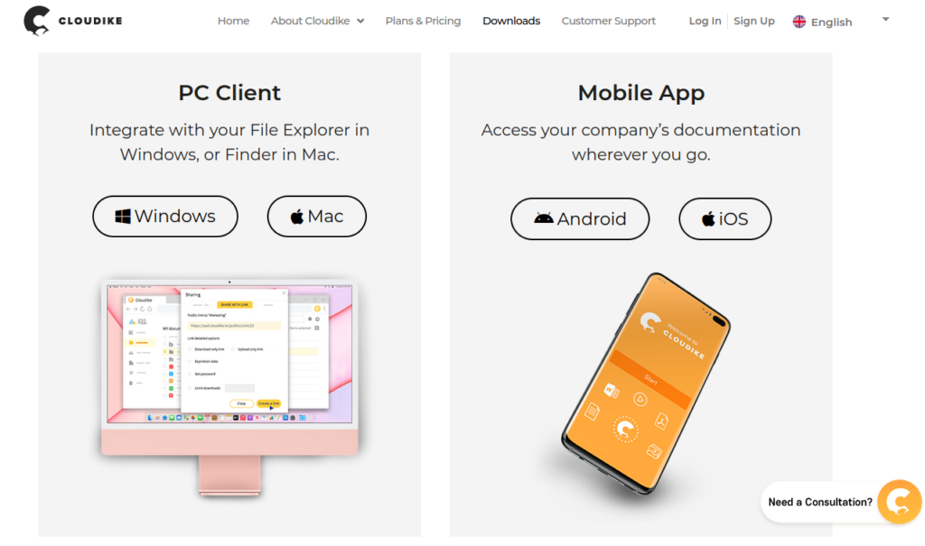 A Look at Cloudike - A Smart Cloud Storage For Businesses