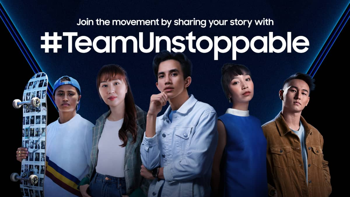 Samsung Calls On Youths with Launch of #TeamUnstoppable Campaign Across Southeast Asia