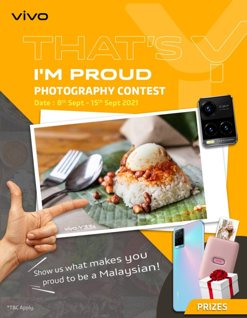 vivo Malaysia Organises 'That's Y I'm Proud' Photography Contest