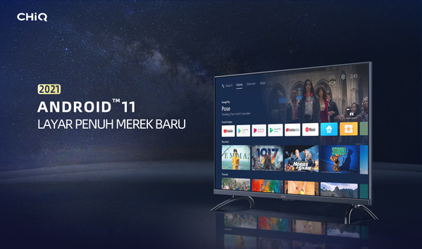 Changhong CHiQ to enter Indonesian market with release of signature smart TV series