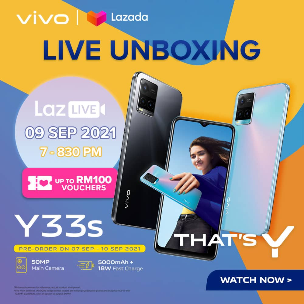 vivo x Lazada 9.9 All Day Sales Offers Limited-time Discount up to 95% This 9 September