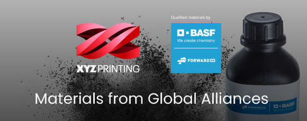 XYZprinting and BASF Forward AM Extends Industrial Partnership to Enrich 3D Printing Profile, Launching New High Powered SLS Printer with Advanced SLS Material in Rapid+TCT 2021