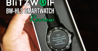 Blitzwolf BW-HL3 Review